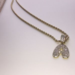 14k A gold chain